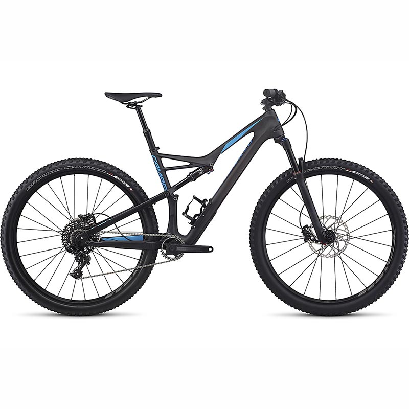 Bicicleta Specialized Camber Comp Carbon 29 2017