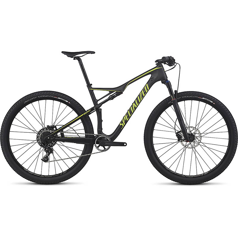 Bicicleta Specialized Epic Fsr Comp Carbon WC 2017