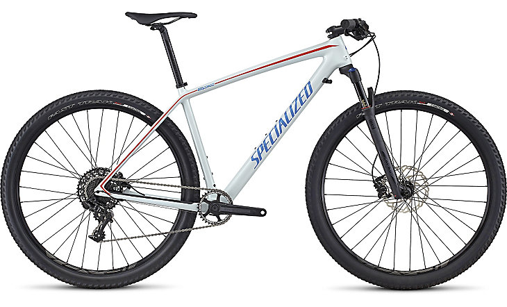 Bicicleta Specialized Epic Hardtail Comp Carbon World Cup 2017