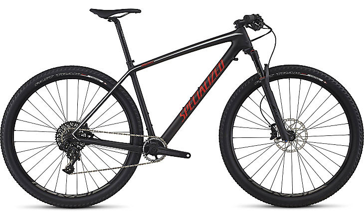 Bicicleta Specialized Epic Hardtail Expert Carbon World Cup 2017