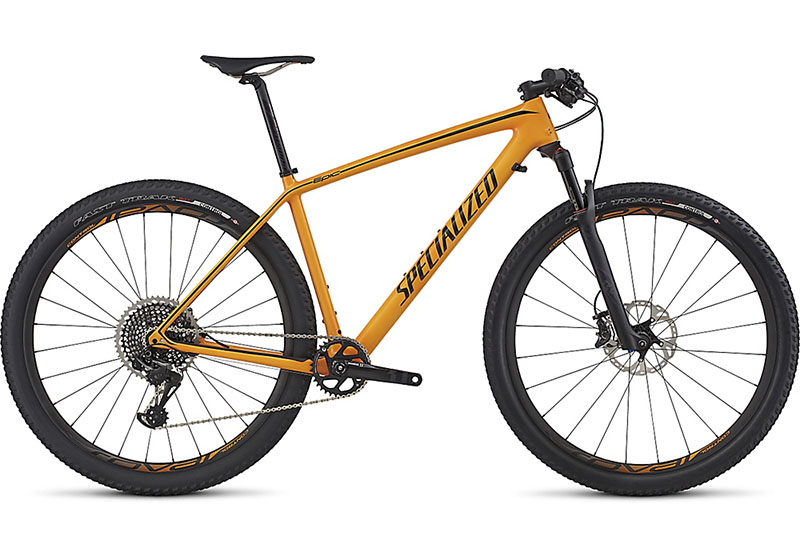 Bicicleta Specialized Epic Hardtail Pro Carbon Wold Cup 2017