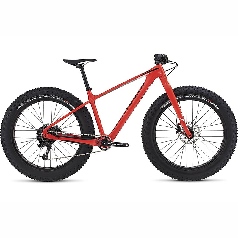 Bicicleta Specialized FatBoy Comp Carbon 2017