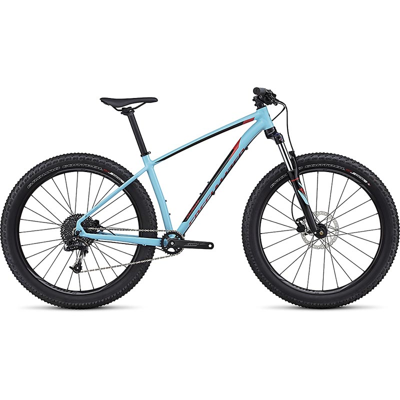 Bicicleta Specialized Fuse 6Fattie 2017