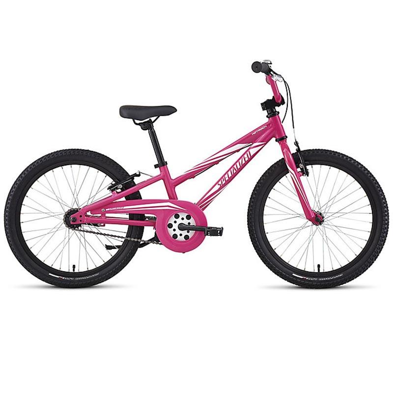 Bicicleta Specialized Hotrock Contra Pedal Feminino Aro 20 2016