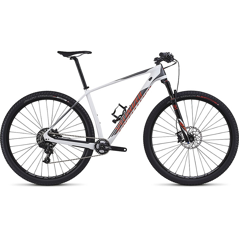 Bicicleta Specialized Stumpjumper Elite Carbon Word Cup 2016