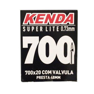 Camara Kenda Super Lite 700X20C Válvula Presta 48MM