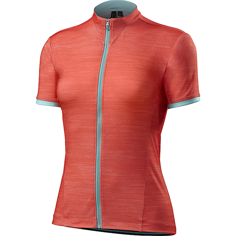 Camisa Specialized Rbx Comp Coral