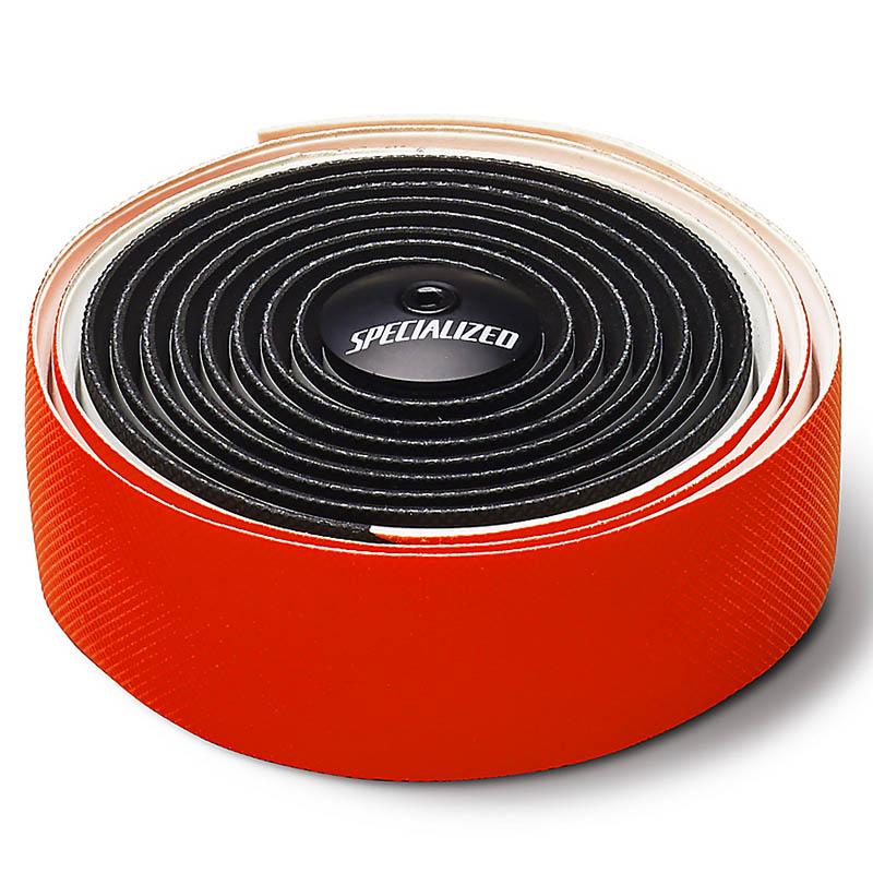Fita de Guidão Specialized S-Wrap HD Vermelho Evolutivo/Preto