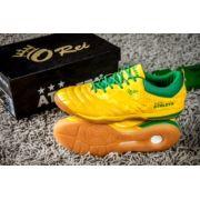 Tênis O -  Rei Futsal Amarelo
