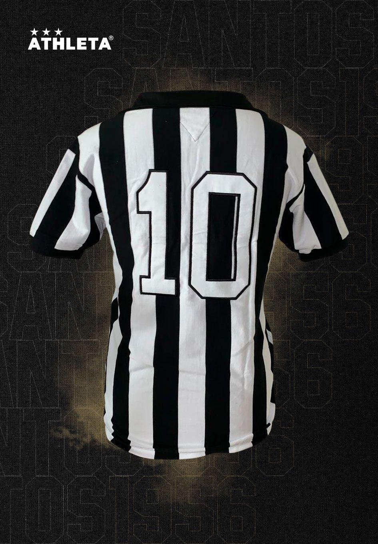 Camisa Athleta Santos Listrada 1956