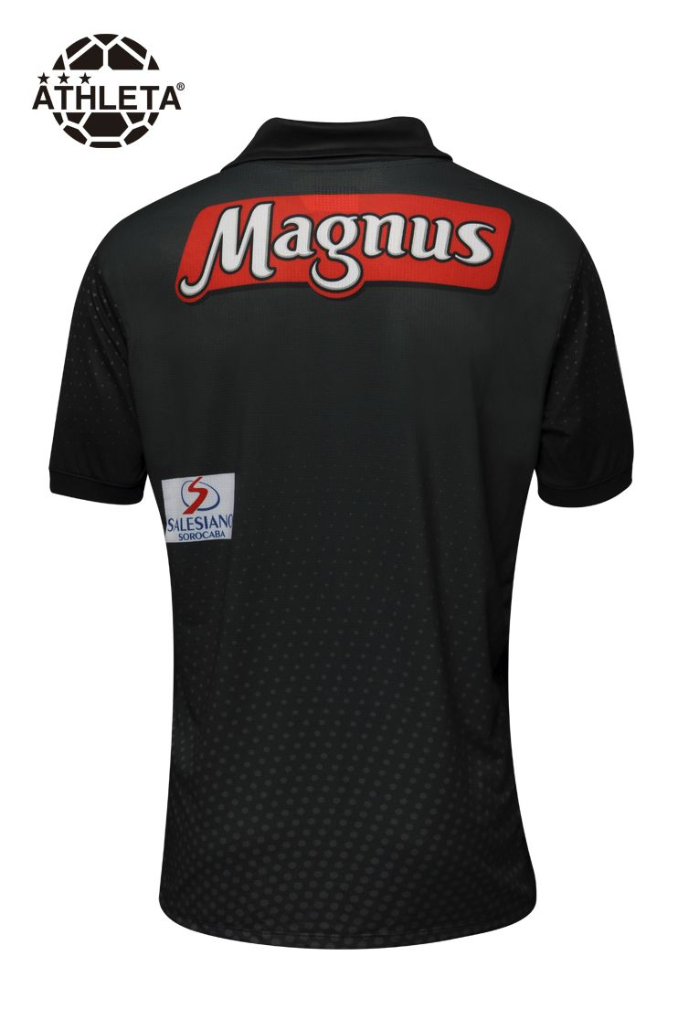 Camisa Magnus Goleiro Chumbo Oficial 1 - 2019