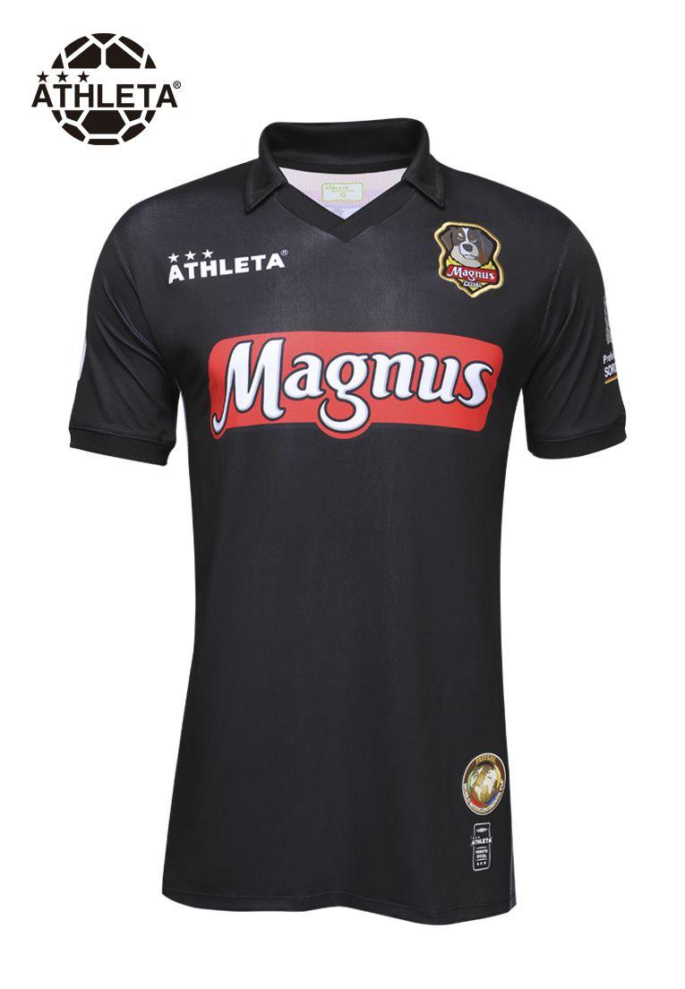 Camisa Oficial Magnus 2019 Preta