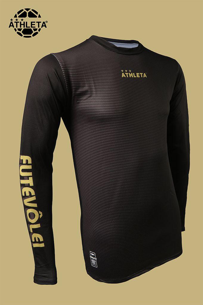 Camisa Térmica ML - Preta