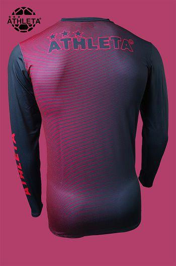 Camisa Térmica ML - Rosa/Marinho