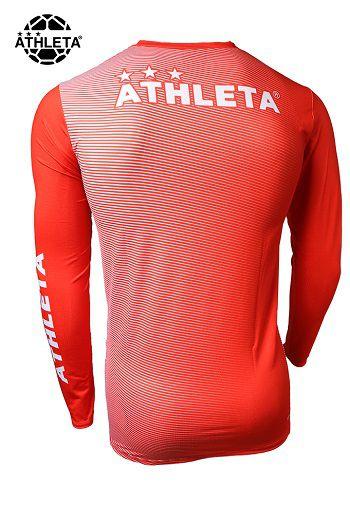 Camisa Térmica ML - Vermelha
