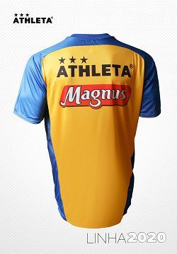 Camisa Treino Comissão Magnus