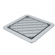 Ralo Linear Square Fit 15x15cm