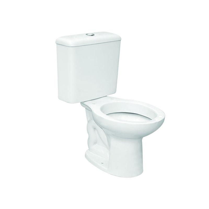 Bacia com caixa Acoplada Ecoflush Eco Branco Celite 1717750011300
