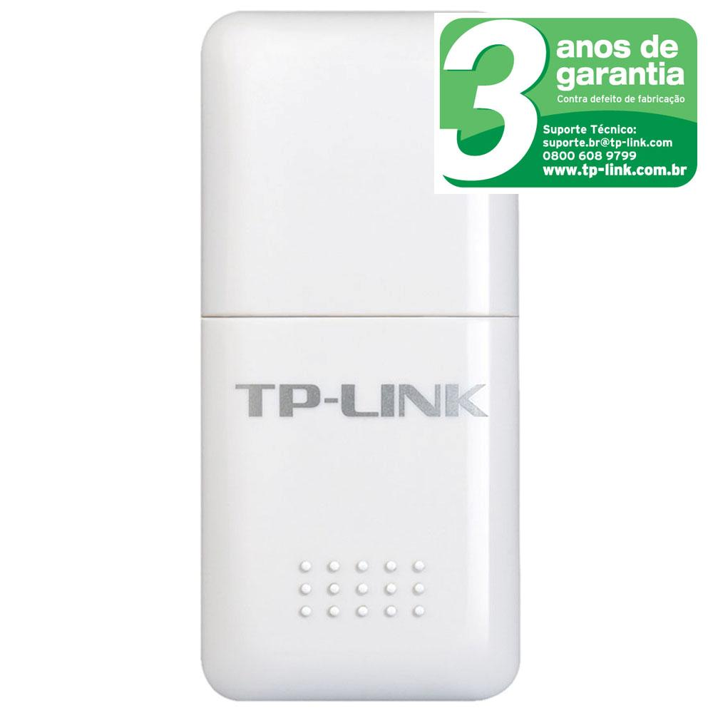 Adaptador Wireless Usb Tp-Link Tl-Wn723N 150 Mbps