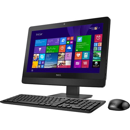 ALL IN ONE DELL 3030 I5-4590S 3GHZ|8GB| 1TB| DVD| WIFI| 19.5| TEC| MOU|W8.1PRO