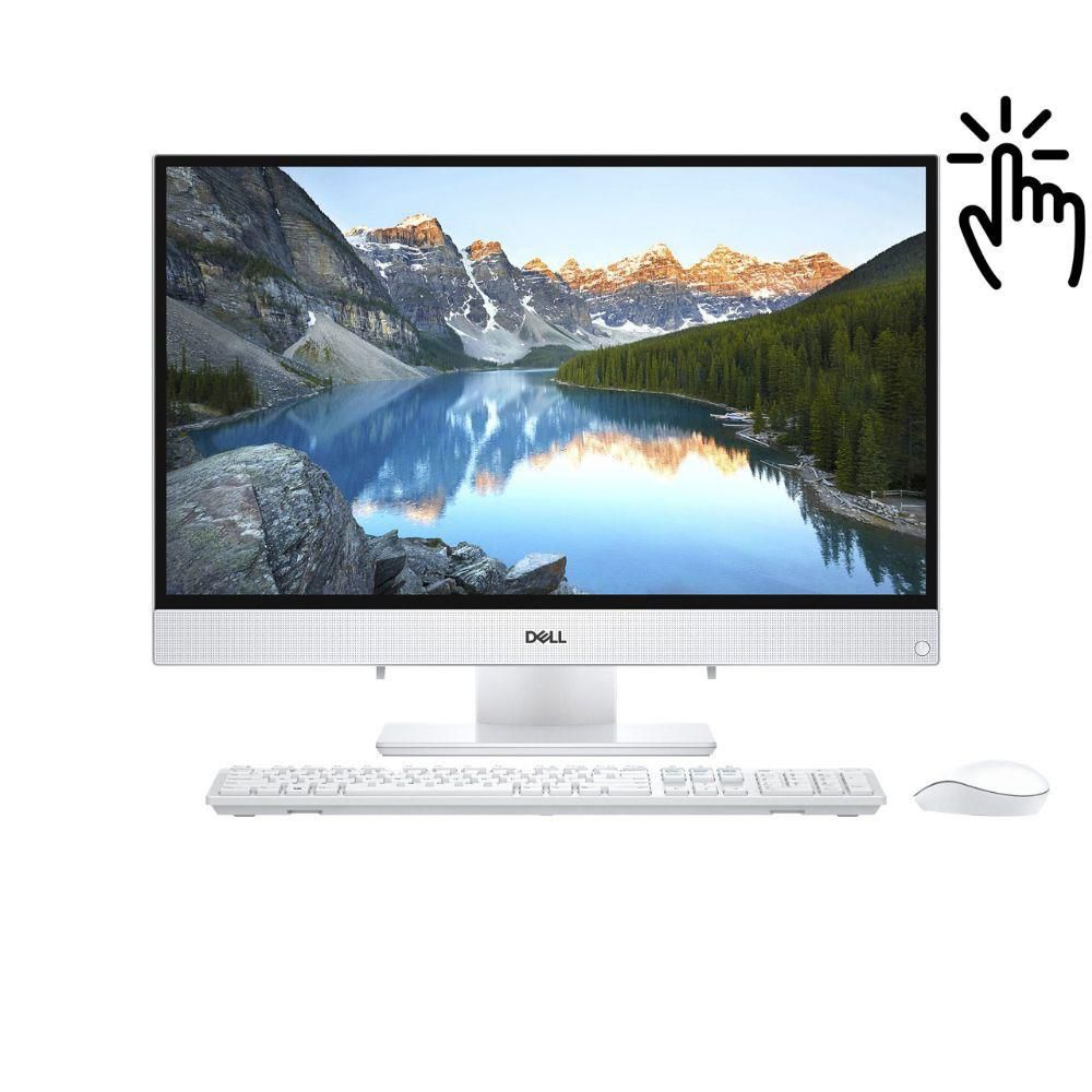 All In One Dell 3477 I5-7200U| 4Gb| 1Tb| Wifi| 24| Win10Pro| Branco