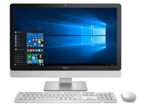 All In One Dell Inspiron 3459 I5-6200U 2.8Ghz/8Gb/1Tb/24/W10Home Touch Branco