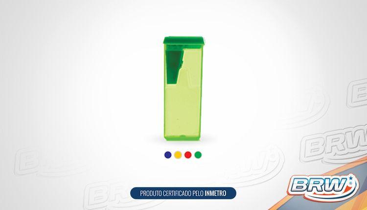 Apontador Plastico Ret. C| Deposito Brw