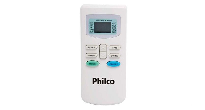 Ar Condicionado Split 12000 Btus Quente Frio Philco Ph12000Tqfm Branco 220V