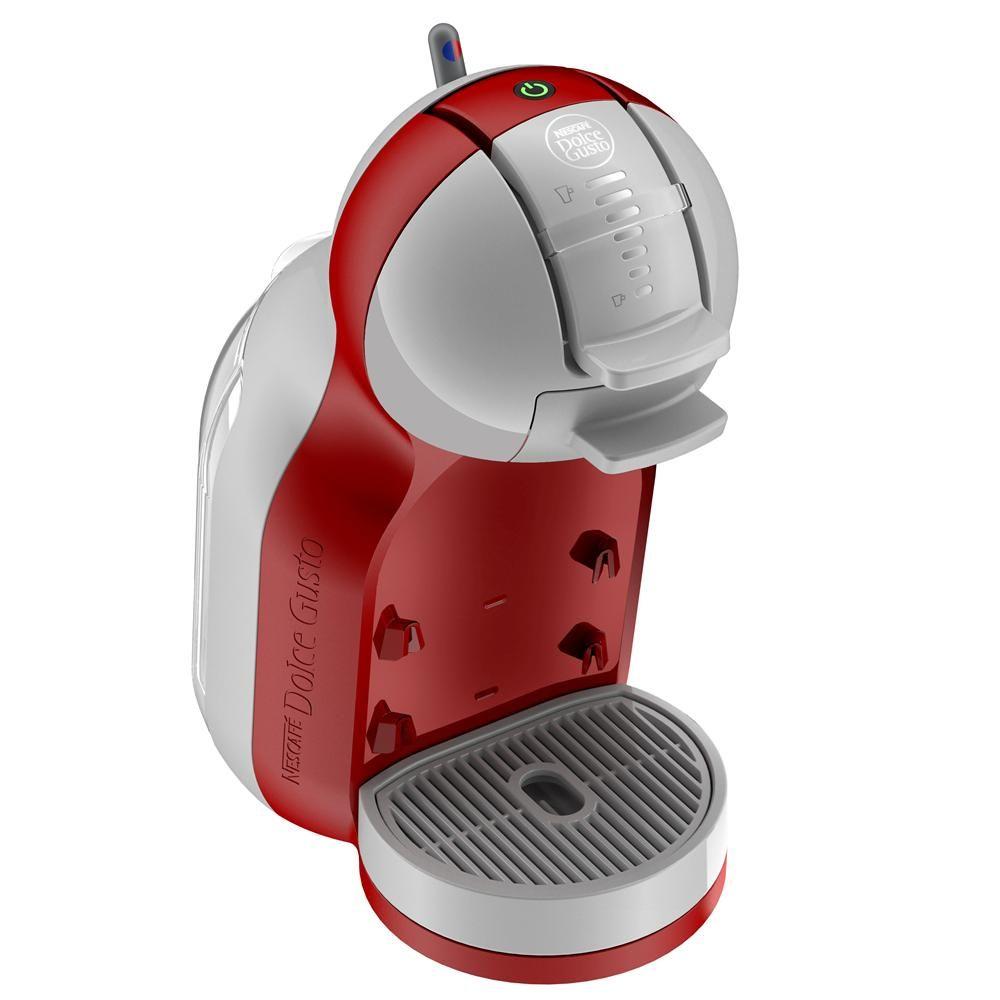 Cafeteira Expresso Arno Dolce Gusto Mini Vermelha 127V