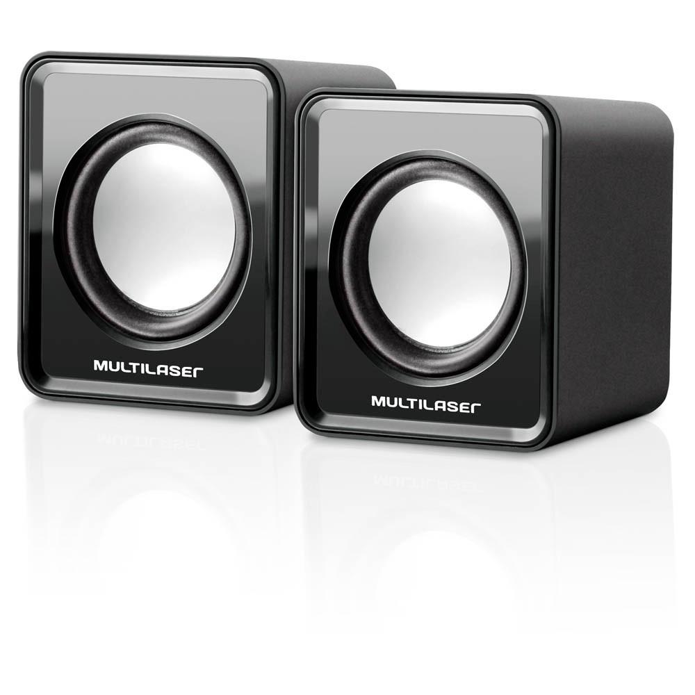 Caixa De Som Multilaser 3W Rms - Sp144