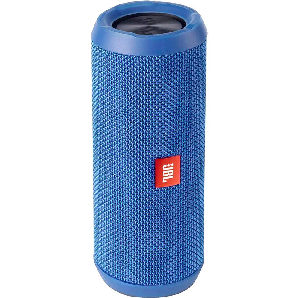 Caixa Som Flip3 Bluetooth Azul Jbl