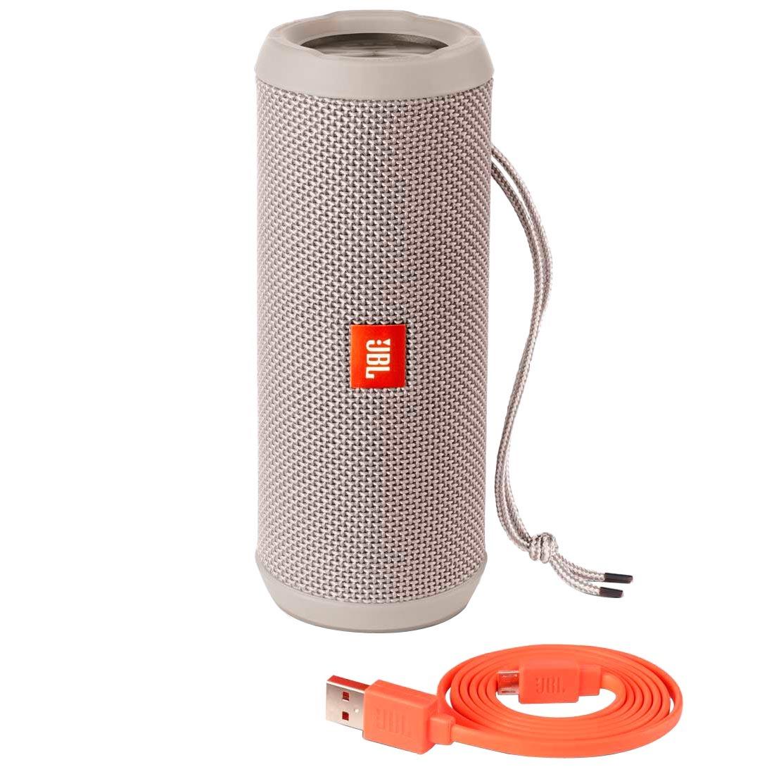 Caixa Som Flip3 Bluetooth Cinza Jbl