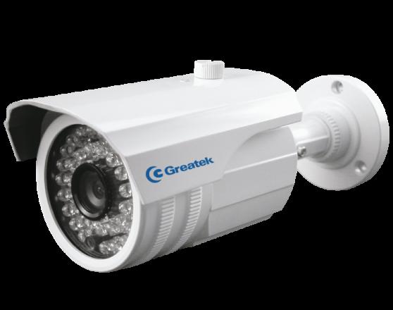 Camera Monitoramento Externa Ir Greatek Segc-7630G 1/3 30M