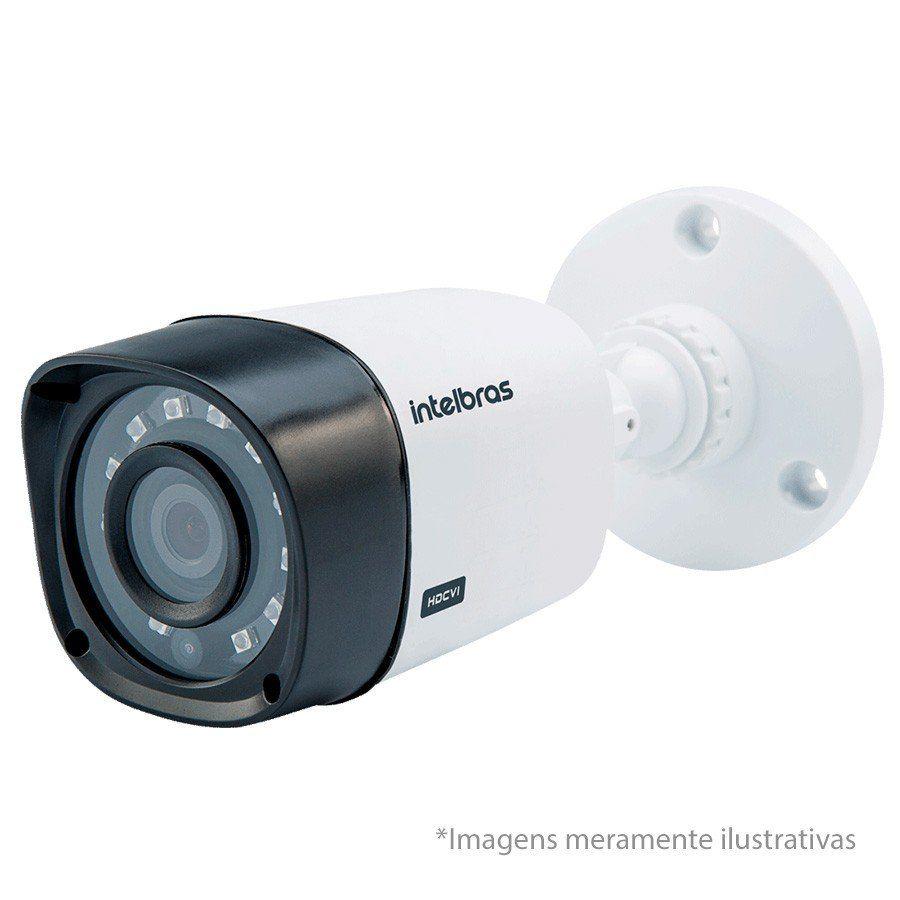 Camera Monitoramento Intelbras Hdcvi Vhd 1010 D 3,6Mm
