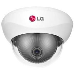 Camera Monitoramento Lcd5300R-Bn Dome Ir Analogica Ccd C/Infra-Vermelho Led