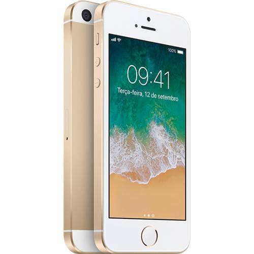 Celular Iphone Se 32Gb Dourado Mp842Br/A