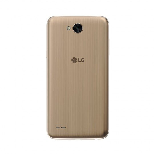 Celular Lg K10 Power M320Tv Oc|32Gb|2Gb Ram|4G|13Mp|5,5 Hd|Dourado|Desbloqueado