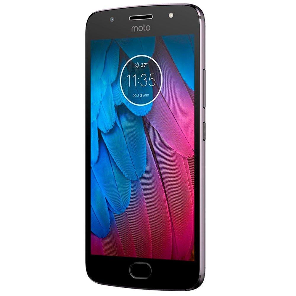 Celular Moto G5S Xt1792 Oc|2Gbram|32Gb|5,2Full Hd|4G|16Mp|Platinum