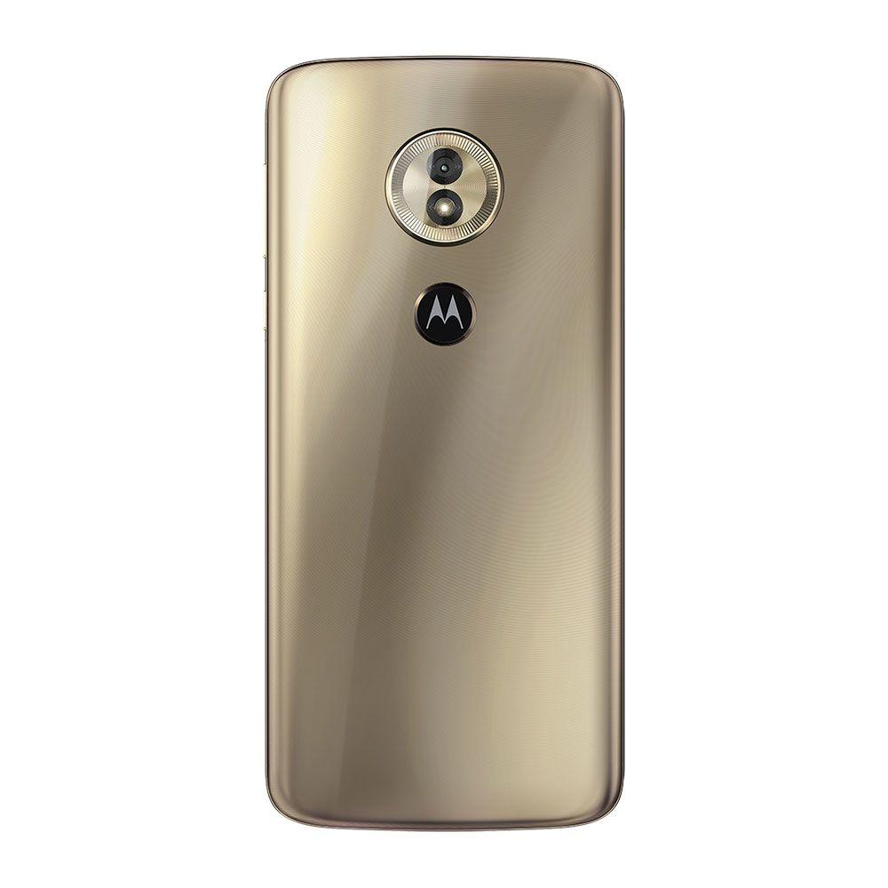 Celular Moto G6 Play Xt1922 Oc| 3Gbram| 32Gb| 5,7| 4G| 13Mp| Dourado