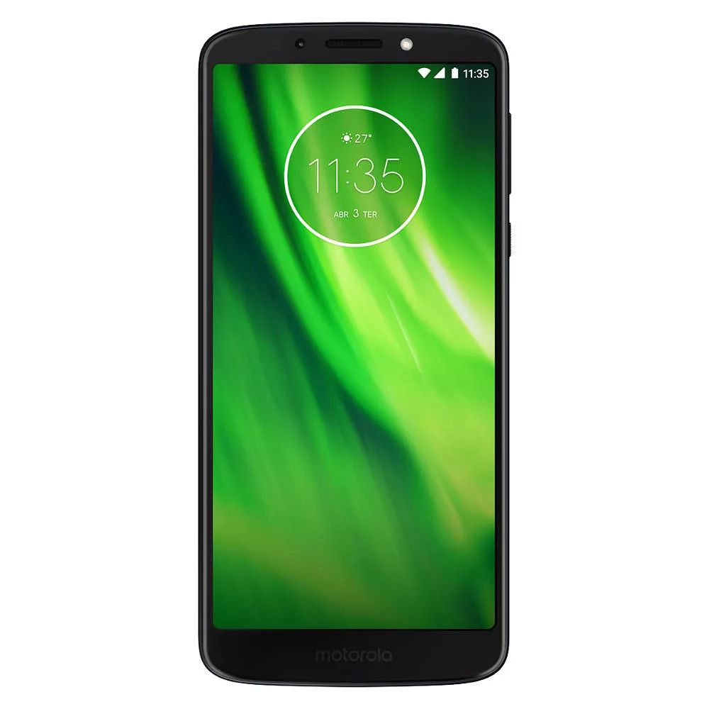 Celular Moto G6 Play Xt1922 Oc| 3Gbram| 32Gb| 5,7| 4G| 13Mp| Indigo