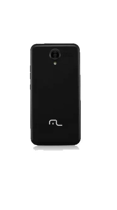 Celular Multilaser Ms50 Qc|8Gb|4G|1Gb Ram|5 Hd|Preto|P9013