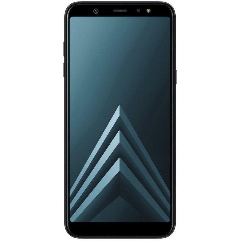 Celular Samsung Galaxy A6+ Sm-A605Gn  Ds Oc1.8  64Gb  4Gbram  Front24Mp  6  Preto