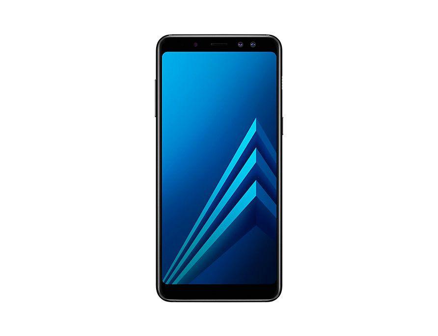 Celular Samsung Galaxy A8 2018 Oc64Bit/64Gb/4Gbram/5,6/4G/16Mp/Preto