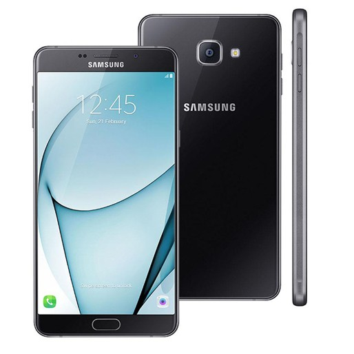 Smartphone Samsung Galaxy A9 Sm-A910F-Ds Oc|32Gb|4G|16Mp|Leitorbiometrico|Preto