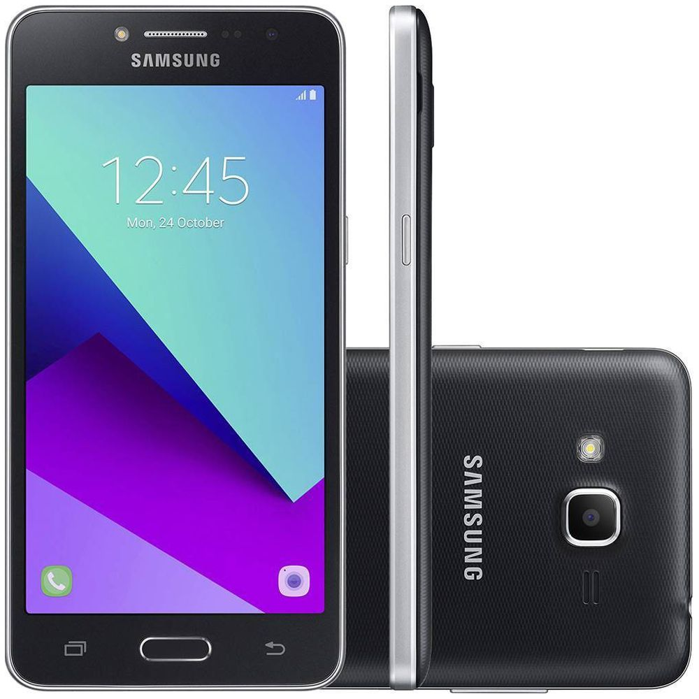 Celular Samsung Galaxy J2 Prime Sm-G532M Qc1.4 Ghz| 16Gb| 4G| 8Mp| Preto