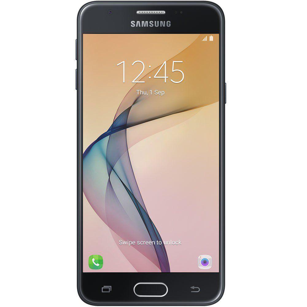Celular Samsung Galaxy J5 Prime Sm-G570M  Ds Qc1.4  32Gb  2Gbram  13Mp  4G  Preto