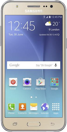 Celular Samsung Galaxy J5 Sm-J500M 16Gb 4G Dourado Desbloqueado