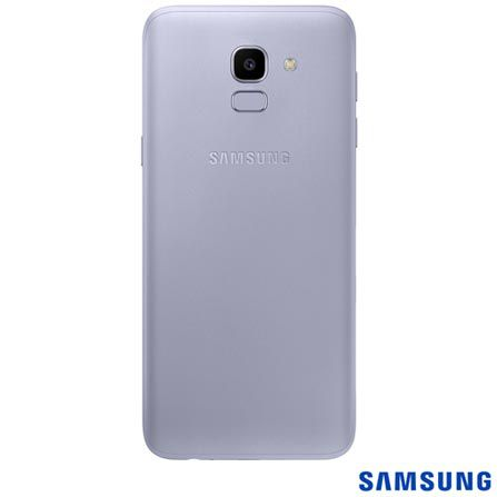 Celular Samsung Galaxy J6 Sm-J600Gt| Ds Oc1.6| 32Gb| 2Gbram| 4G| 5,6| Tv| 13Mp| Prata