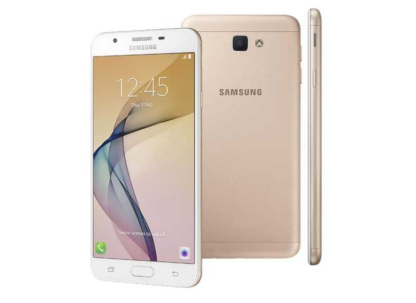 Celular Samsung Galaxy J7 Prime Sm-G610M| Ds 32Gb 4G Dourado
