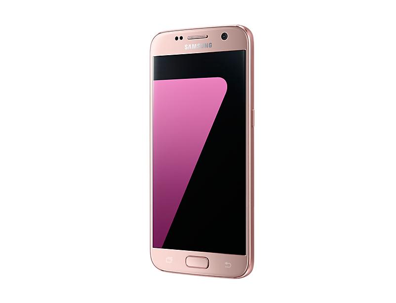 Celular Samsung Galaxy S7 Rose Oc 64Bits|4G|32Gb|4Gbram| Sm-G9300F Desbloqueado